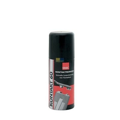 (10,99 €/100ML) Spray Kontakt-Chemie Kontaktreiniger Kontakt60 100ml