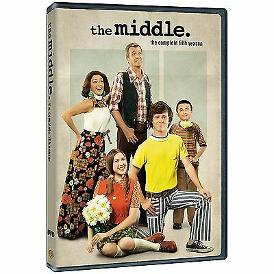 The Middle: The Complete Fifth Season 5 (DVD, 2014, 3-Disc Set) New
