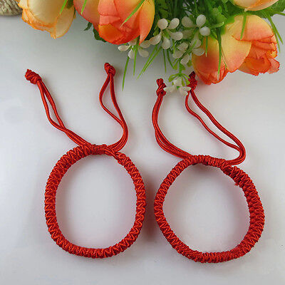 New Feng Shui Red String Bracelet For Good Forture Succrss And Protection