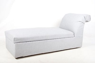 Chaise Longue Sofa Storage Studio Couch Ottoman