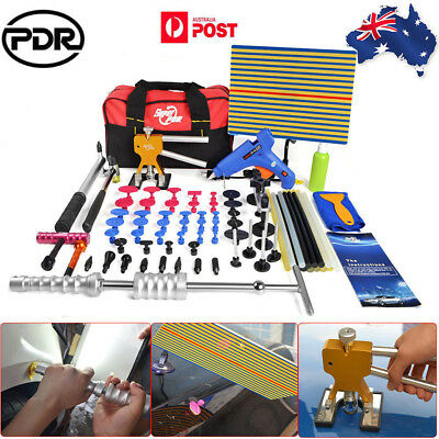 AU PDR Paintless Dent Removal Line Board Dent Lifter Pulling Hail Damage Repair