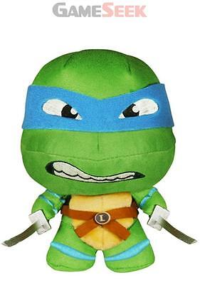 Tmnt Leonardo Fabrikations Plush - Figures Gaming Brand New Free Delivery