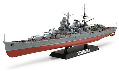 78022 Tamiya 1:350 Scale Series No.22 Mikuma Japanese Light Cruiser New & Boxed