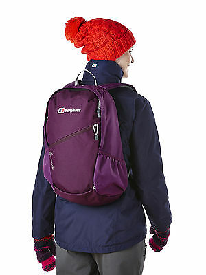 Berghaus Womens TwentyFourSeven Plus 20 Litre Backpack Bag Rucksack in Purple