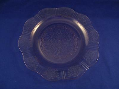American Sweetheart Pink Depression Glass Dinner Plate 9 3/4``   2 Of 5