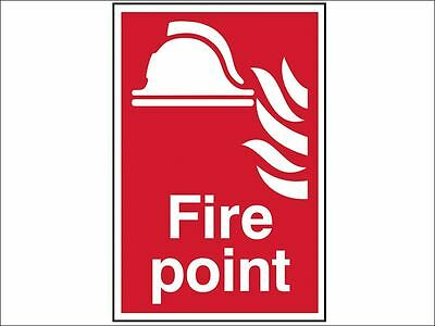 Scan - Fire Point - PVC 200 x 300mm