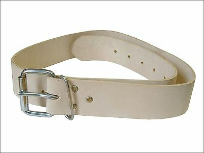 Faithfull - Heavy-Duty Leather Belt 45mm Wide -