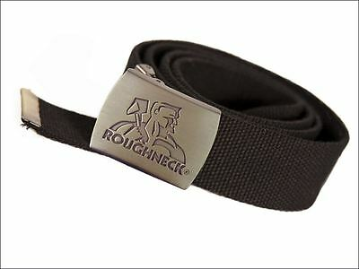 Roughneck Clothing - Black Woven Belt - 95-800