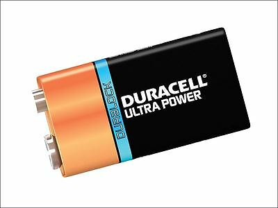 Duracell - 9v Cell Ultra Power Battery Pack of 1 - S5732
