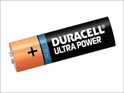 Duracell - AA Cell Ultra Power Batteries Pack of 4 LR6/HP7 - S5723