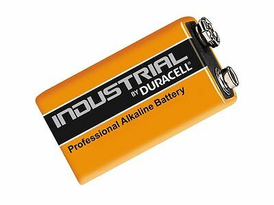Duracell - Duracell 9 Volt Professional Alkaline Industrial Batteries Pack of 10