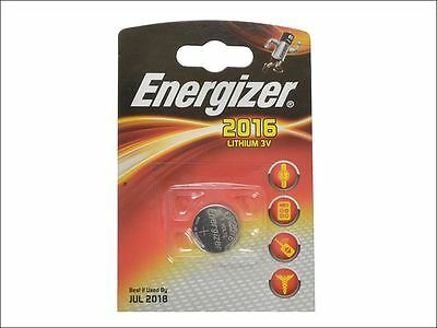 Energizer - CR2016 Coin Lithium Battery Single - S350