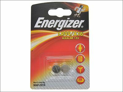 Energizer - LR44 Coin Alkaline Batteries Pack of 2 - S3285