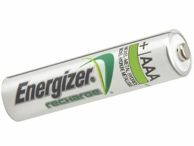 Energizer - AAA Rechargeable Power Plus Batteries 700mAh Pack of 4