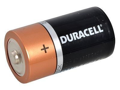 Miscellaneous - C Cell Alkaline Duracell RePack MN1400 Batteries Pack of 2 -