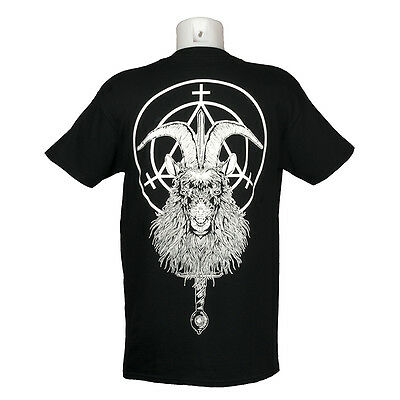 SP Witchcraft Skateboards Goatwitch T-Shirt Black skate