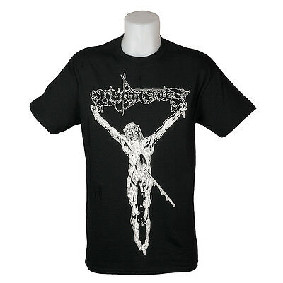 SP Witchcraft Skateboards Crucified T-Shirt Black skate