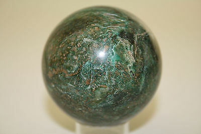 Stunning Verdite Sphere 2in 53mm from South Africa
