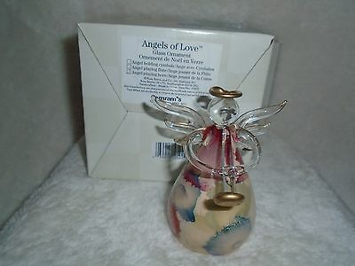 Russ Berrie Angels of Love Angel with Horn  NIB