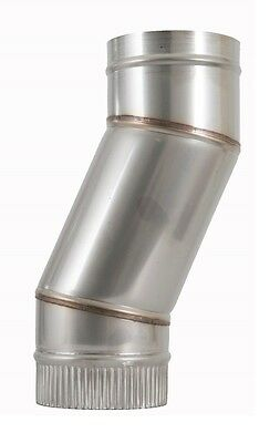 "Offset Stove Flue Pipes 5"" & 6"" sizes available"
