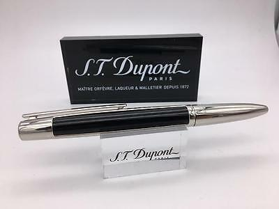 S.T. Dupont Black & Palladium Defi Multifunction Pen