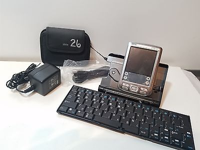 Palm PalmOne Zire 72s Special Edition + Foldable Wireless Keyboard, Case Charger