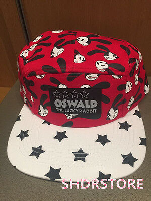 Shdr Oswald Hat Cap Shanghai Disneyland Disney Park Land Resort Store New