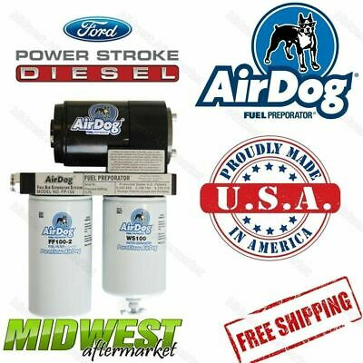 AirDog Fuel Air Separation System FP-100GPH for 99-03 Ford Powerstroke 7.3L