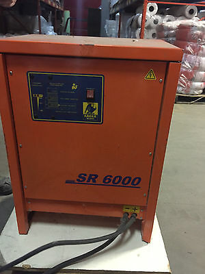Eagletronic SR6000 lift charger