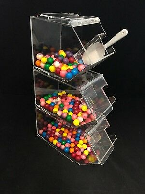 Stackable Candy Bins (FULL SET)