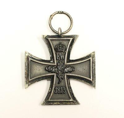 1813 1914 German Iron Cross 2nd class WWI Imperial Army Authentic & Original