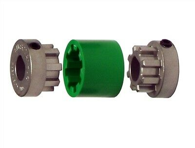 J/B Industries Vacuum Pump Flexible Coupler # PR-208
