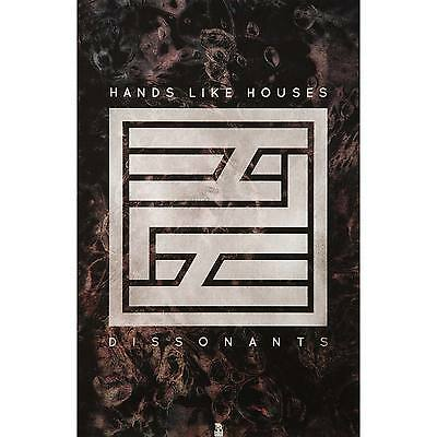 Hands Like Houses - Concert Promo Poster