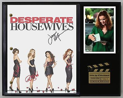 Desperate Housewives - Reprinted Autograph TV Script Display - USA Ships Free