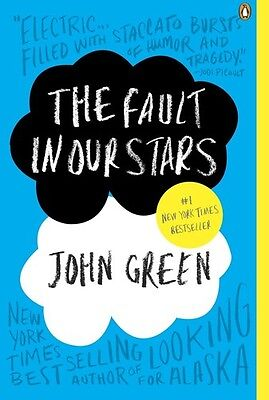 Fault In Our Stars - John Green (2014, Livre NEU)