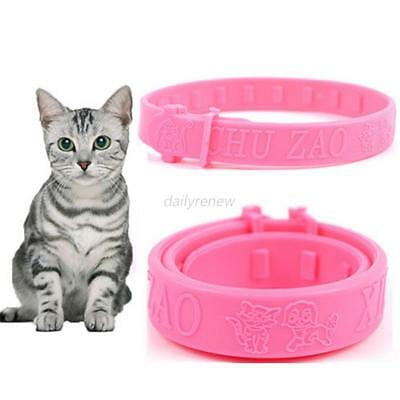 Dog Pet Collar Cat Dog Protection Neck Ring Flea Tick Mite Louse Remedy Remedies