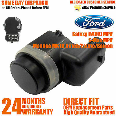 1x PDC Parking Sensor Front Outer And Rear Ford S-Max Galaxy Wa6 Mpv Mondeo Mk4