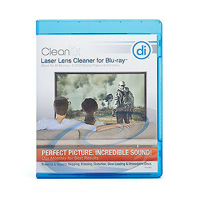 Digital Innovations CleanDr for Blu-Ray Laser Lens Cleaner for Blu-Ray / DVD ...