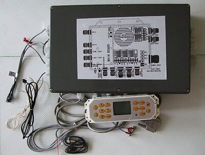 Winer Spa hot tub controller Control box Circuit board high power relay board