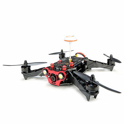 Eachine 250 Racer FPV Drone 5.8ghz Ready with OSD and HD camera Quad ARF 250mm