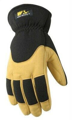 Glove Leather Thinsul Xl By Wells Lamont Mfrpartno 7092Xl