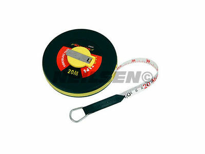 Neilsen Tape Measure - 20M CT3223 Fit For Construction & Home Use