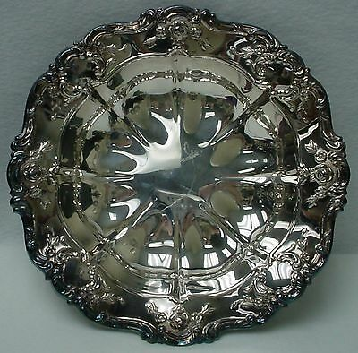 TOWLE silver OLD MASTER silverplate ROUND VEGETABLE serving BOWL 4068 11""