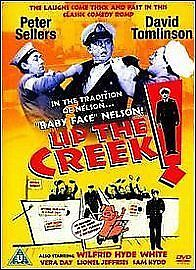 Up The Creek Dvd Peter Sellers Brand New & Factory Sealed