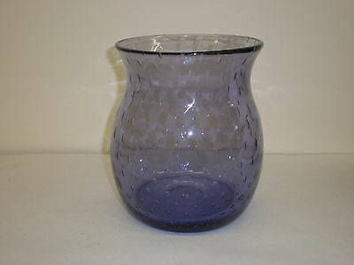 Pairpoint Controlled Bubble Vase MINT!!