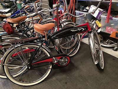 Vintage Western Flyer Bicycle 26 in. Collectible Men's Bike
