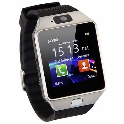 SmartWatch Bluetooth Smart Watch 2G GSM Orologio con Fotocamera Sim