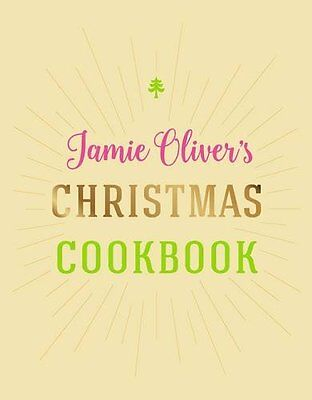 Jamie Olivers Christmas Cookbook - HB Book - Brand New