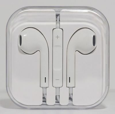 OEM Authentic Apple EarPods Earphones w/ Remote & Mic Headphones for iPhone 6S 6
