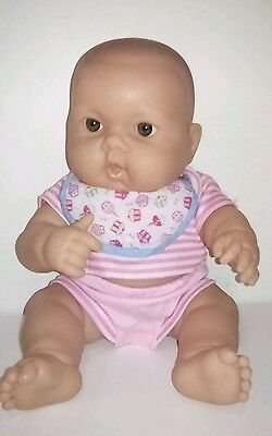 BERENGUER 34cm Beautiful Baby Doll vinyl body excellent condition